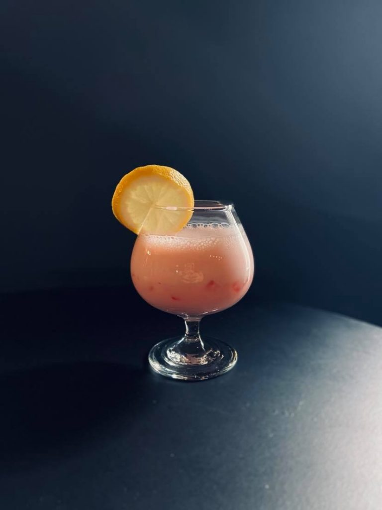 Cocktail Pink Lady