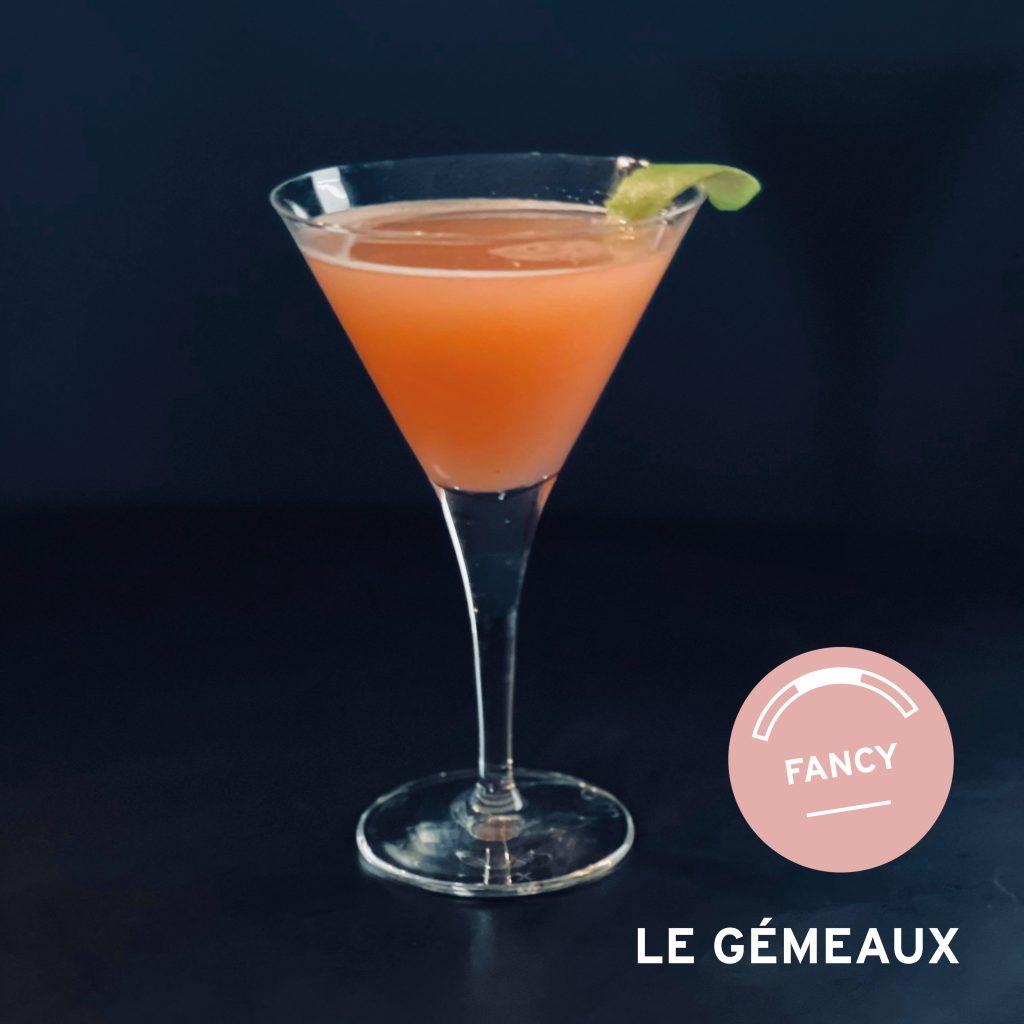 cocktail Le Gémeaux