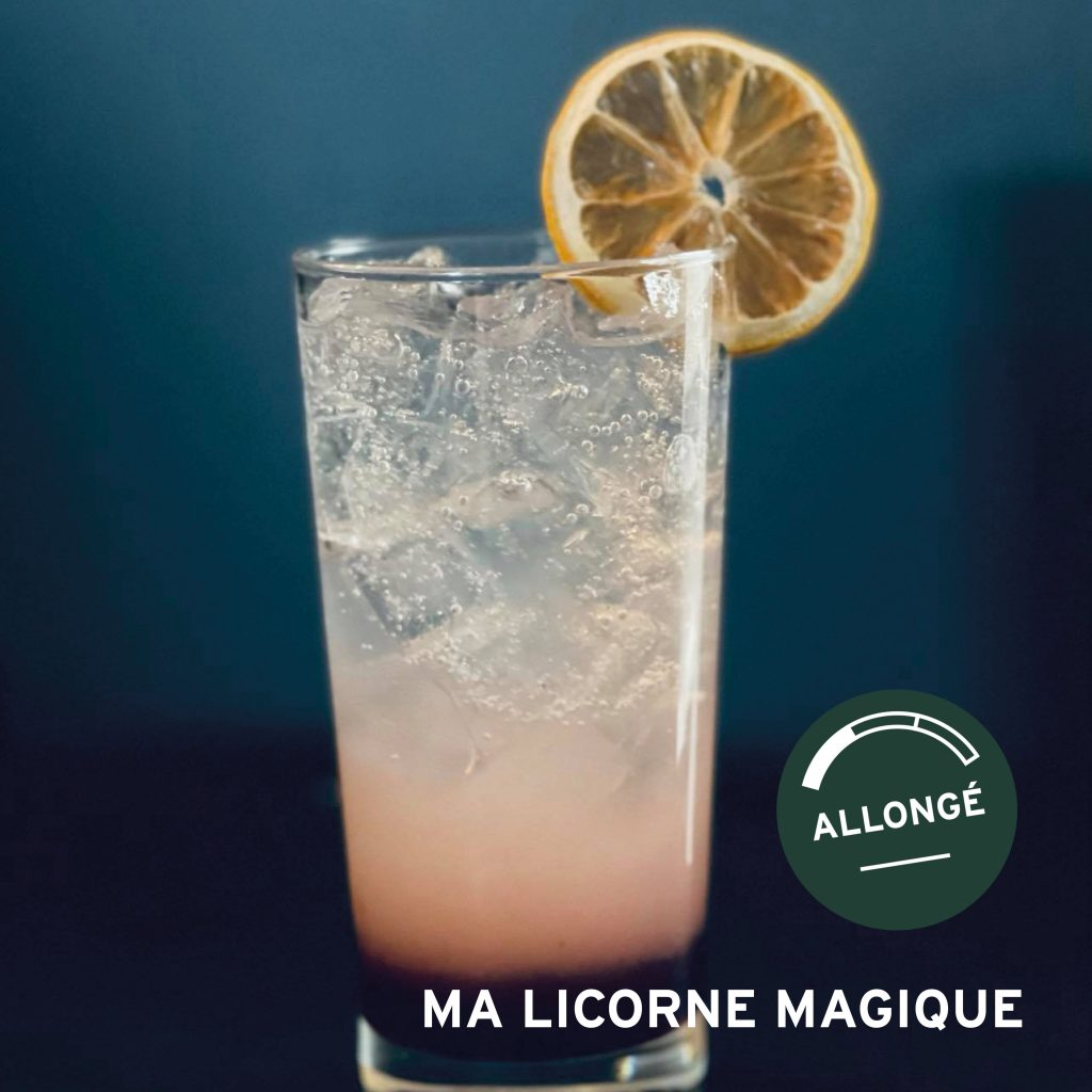 mocktail Ma Licorne magique
