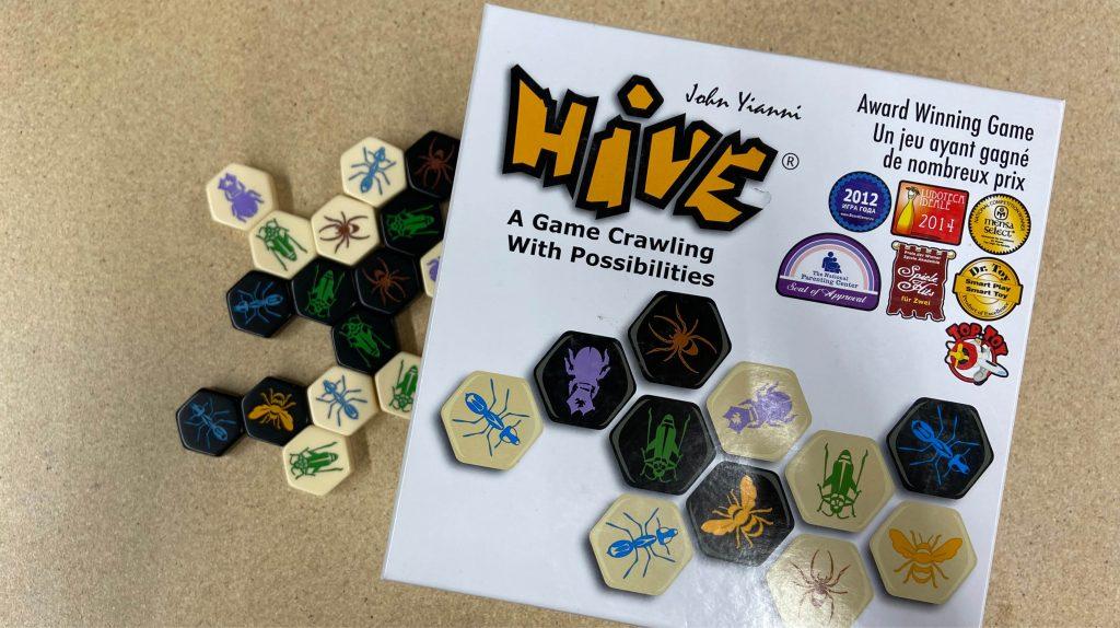 jeu de société Hive